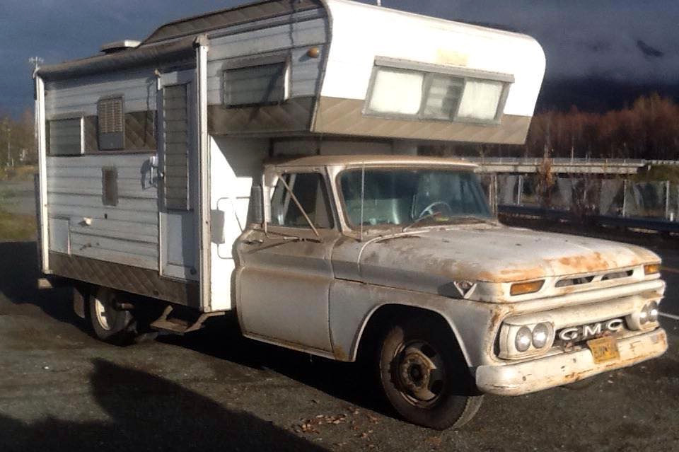 Motorhomes For Sale By Owner >> 1965 GMC Open Road: The House Car
