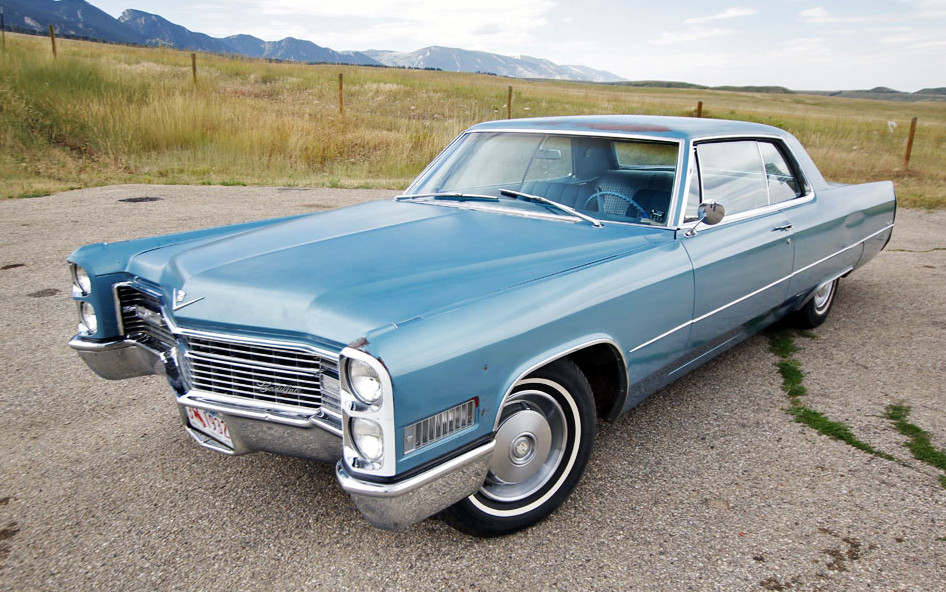 ready to cruise 1966 cadillac coupe deville. Cars Review. Best American Auto & Cars Review