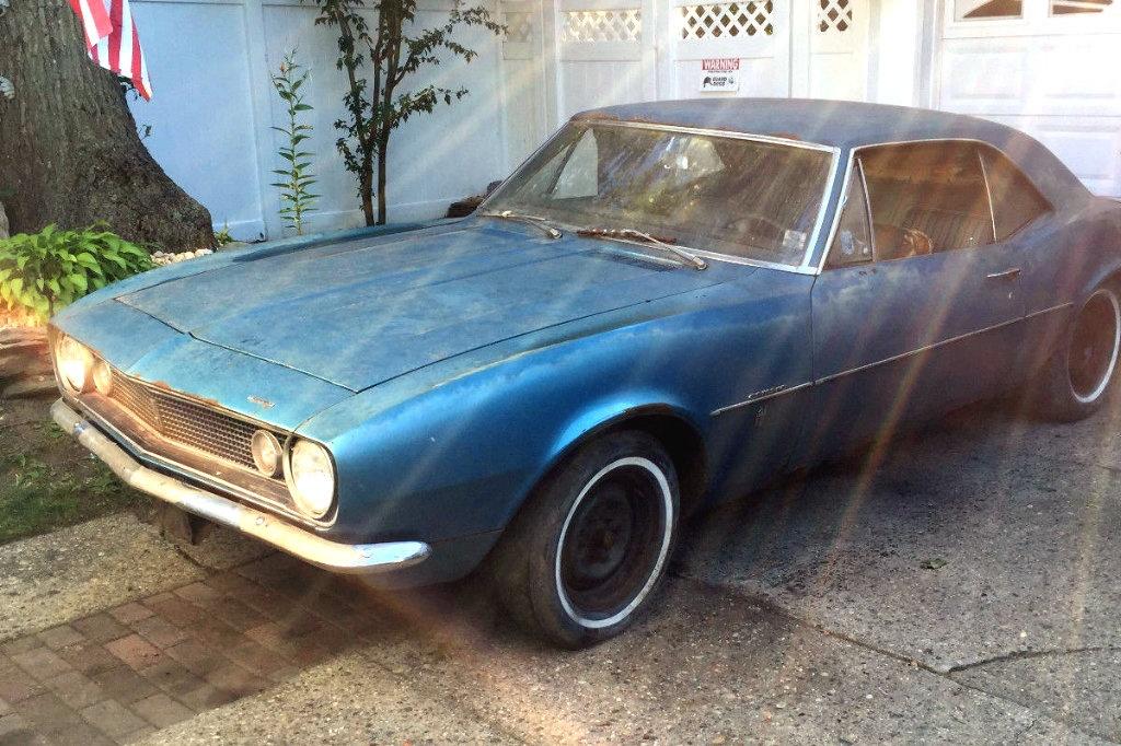1967 Chevy Camaro: Inline Classic