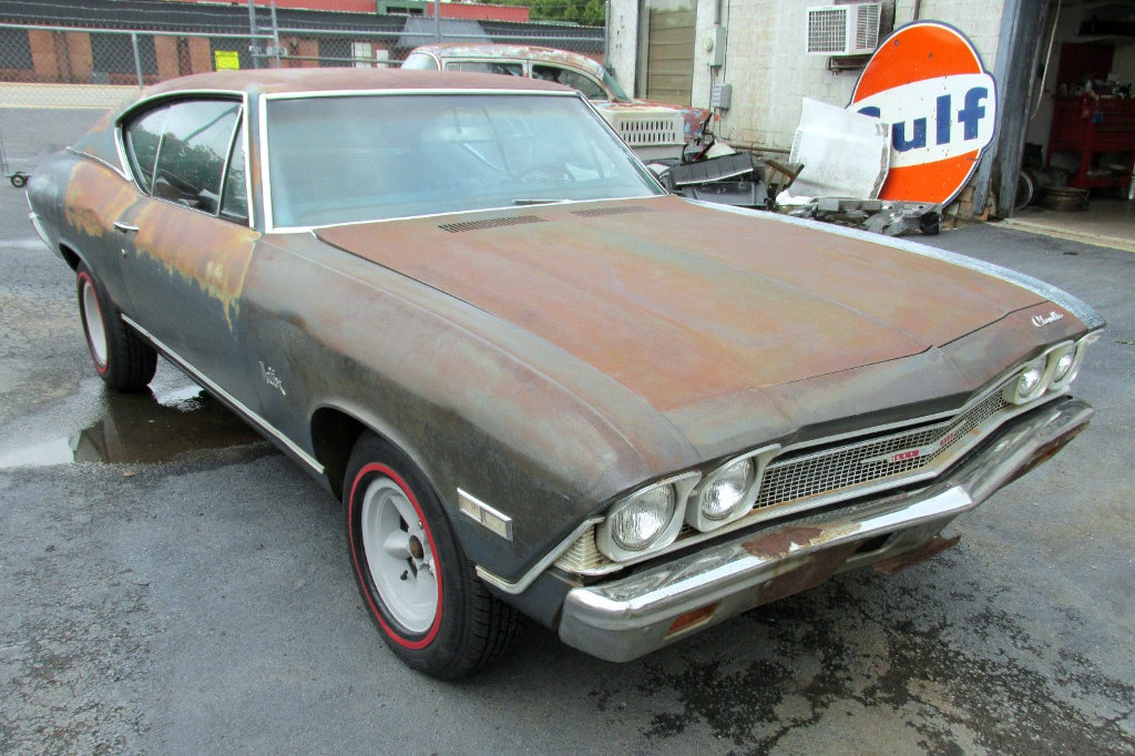 1968 Chevelle Malibu: Chevy\'s Muscle Car