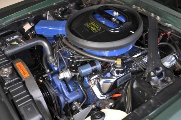 1968 Mercury Cougar XR7 GTE Engine