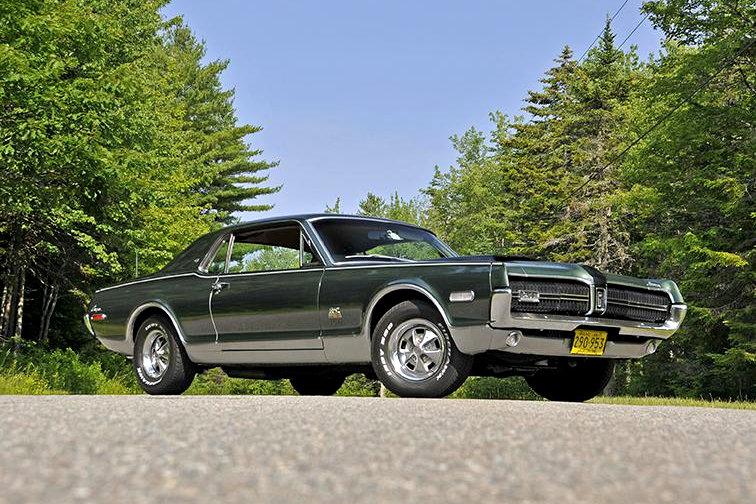 1968 Mercury Cougar Xr 7 Gt E 1 Of 3