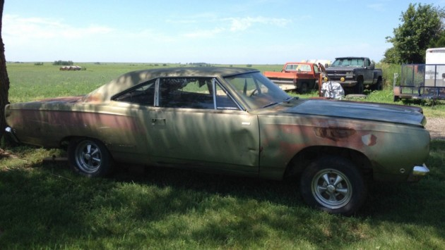 1968 Plymouth Road Runner Project