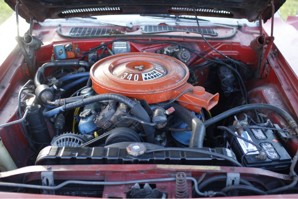 2015 Dodge Barracuda >> 1972 Plymouth Barracuda: Drive It Home
