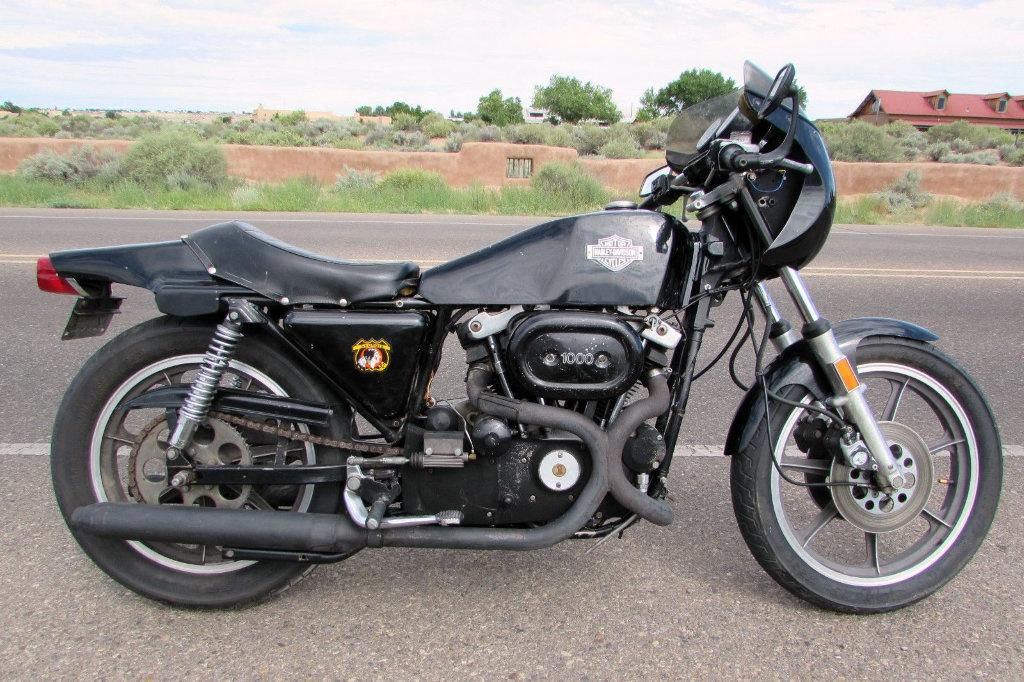 Harley Davidson Xlcr Cafe Racer For Sale
