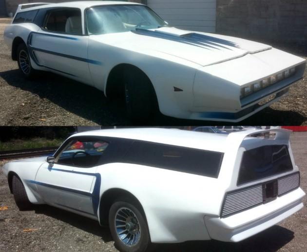 1977 Pontiac Trans Am Sport Wagon