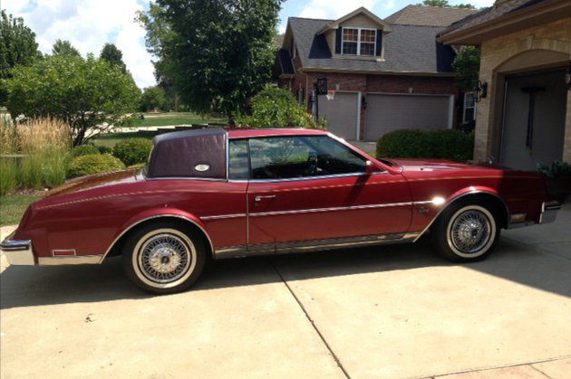 1985 Buick Riviera Yours For 34k