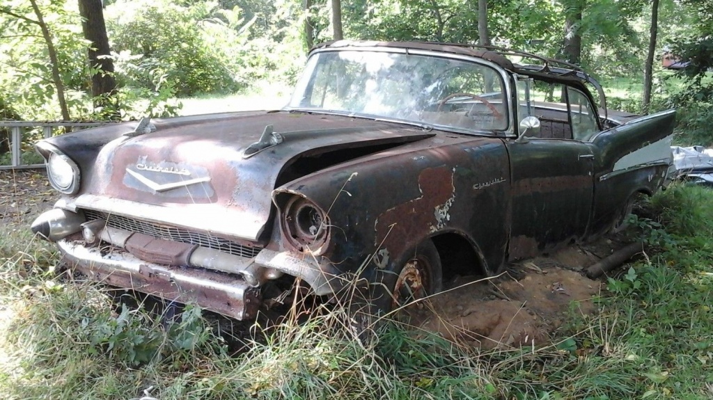 Chevy Project Cars For Sale On Ebay