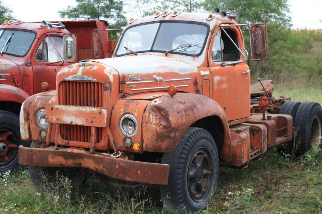 1963 Mack B61: Intimidating Purchase