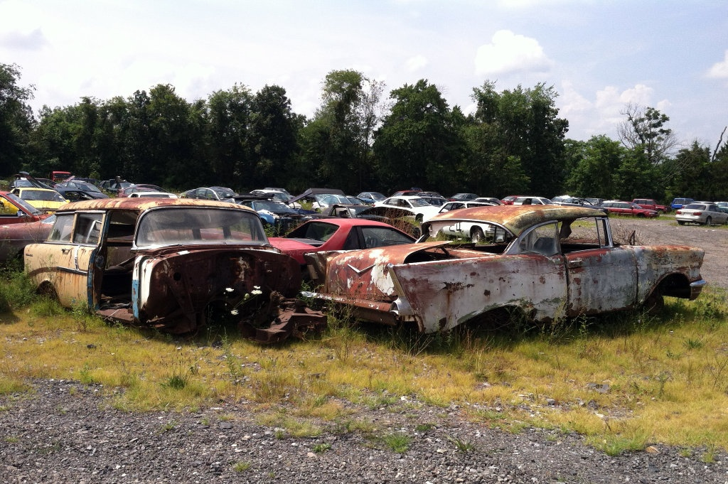 Pre War Car Parts
