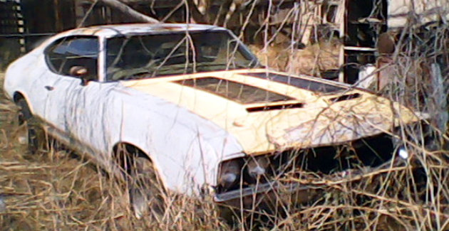 1970 Oldsmobile 442 Craigslist Find