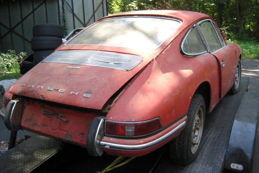 This 1968 Porsche 912 Needs A Home