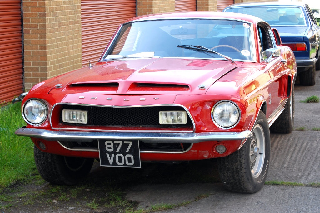 Muscle Cars In England Update!