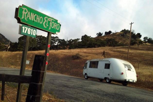 UltraVan at Rancho El Toro