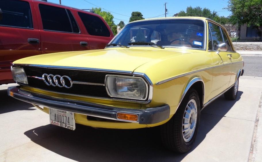 Texas Car Barn >> German Import: 1974 Audi 100 LS