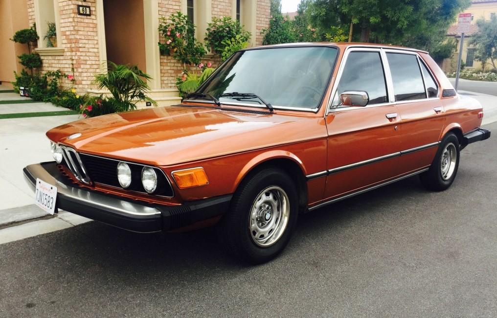 clean copper 1978 bmw 530i clean copper 1978 bmw 530i