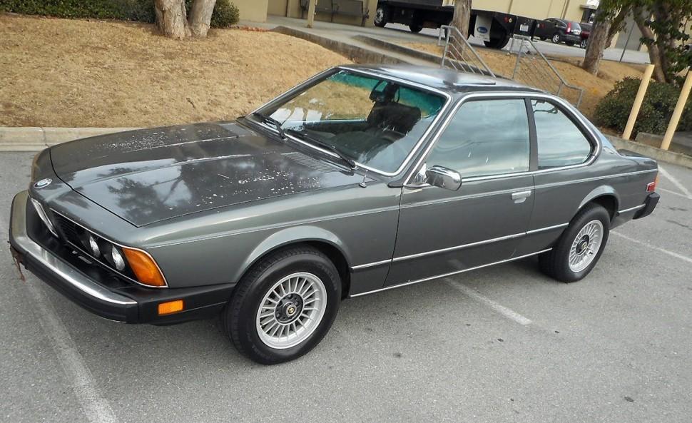 1977 Bmw 630csi 2 977 Bin