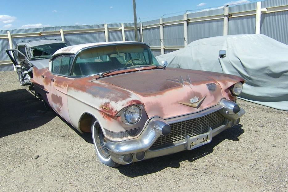 Big One: 1957 Cadillac Sedan DeVille