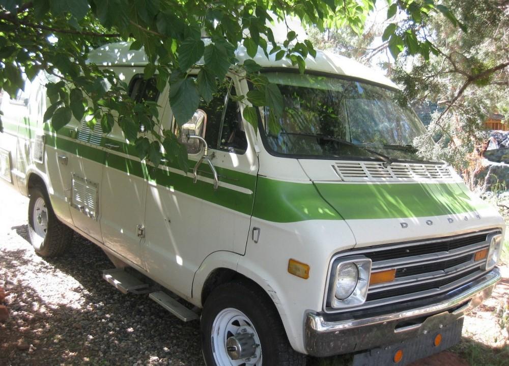 1978 Dodge Xplorer: Adventure Seekers