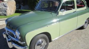 Survivor Fiat In Sweden: 1957 Fiat 1400B