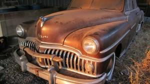 1950 DeSoto Custom: Dusty Survivor