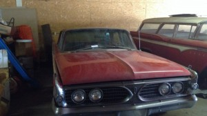 1960 Edsel Ranger: Family Heirloom