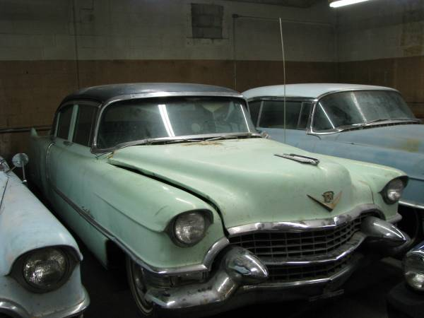 one too many 1955 cadillac series 62. Black Bedroom Furniture Sets. Home Design Ideas