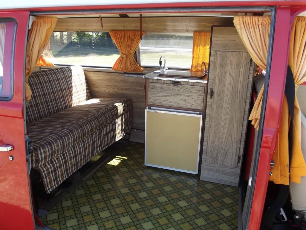 1974 Volkswagen Camper: Dorper Conversion