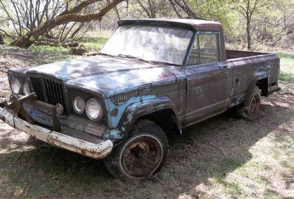 Jeep Brute For Sale >> 1965 Jeep Gladiator: Battle'd Out?