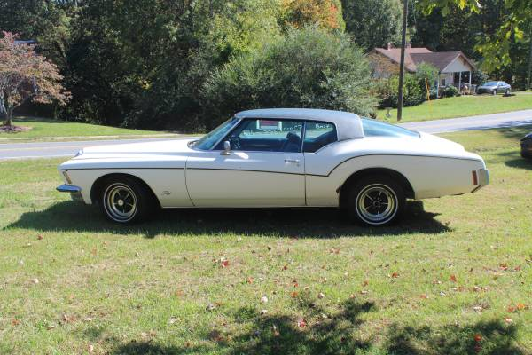 1972 Buick Riviera: Original Survivor