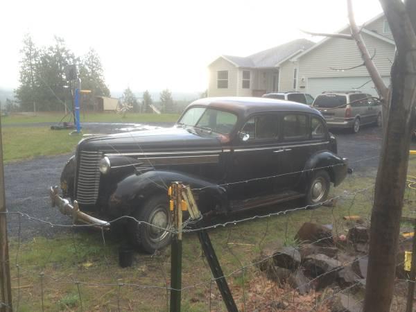 1938 Buick Special Dare To Compare