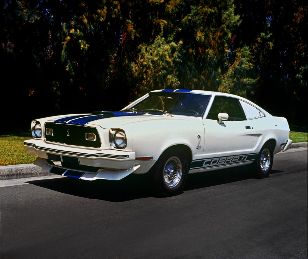 One owner for 37 years 1978 mustang king cobra - Mustang cobra ...
