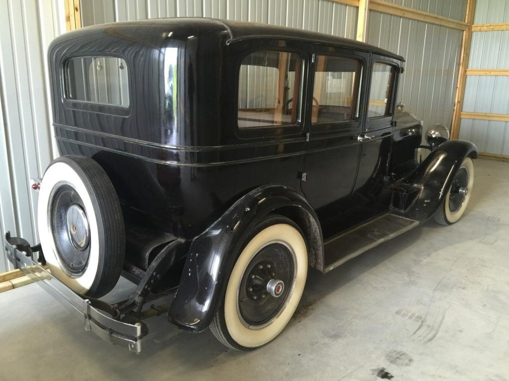 Estate Find: 1929 Packard 633