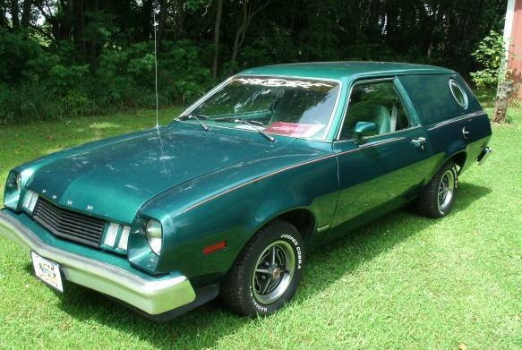 Muscle Cars For Sale Craigslist >> 1978 Ford Pinto Cruising Wagon: 70s Style