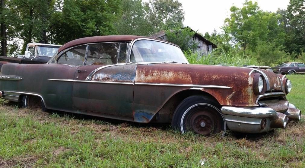 Started A Few Years Ago: 1956 Pontiac Star Chief