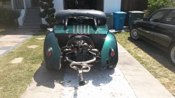 1968 VW Beetle: Custom Roadster