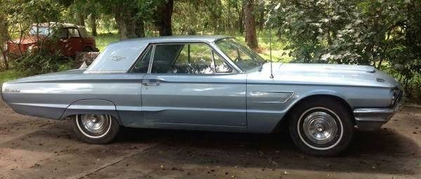Craigslist Old Cars For Sale >> 1965 Ford T-Bird: Ready To Fly
