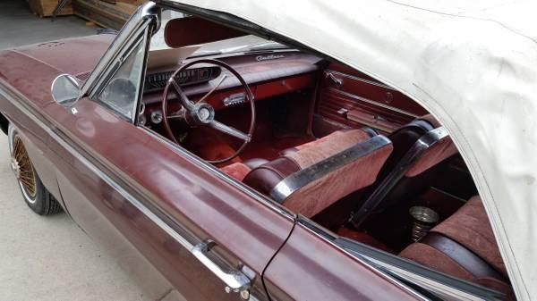 Asleep For 15 Years: 1962 Oldsmobile F-85