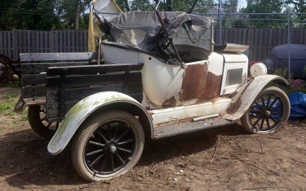 1926 Willys Overland