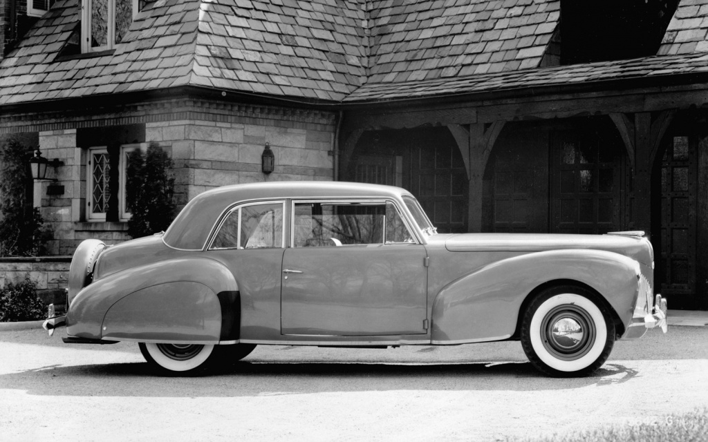 1940 Lincoln Special Or Custom