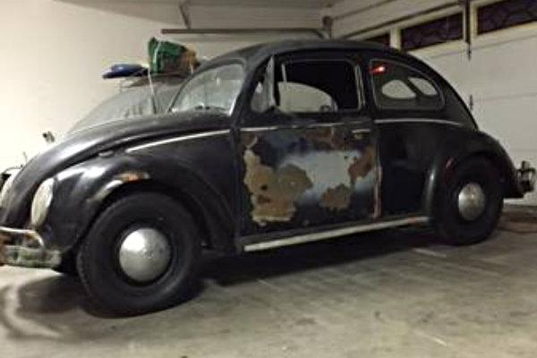 1952 VW Beetle Zwitter