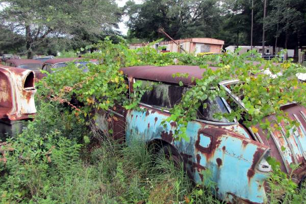 1955 Chevrolet Nomad Overgrown Wagon