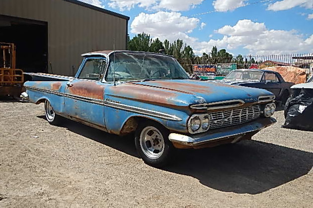 1959 Chevrolet El Camino For 4 950