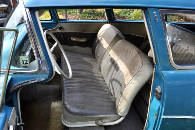1959 Opel Olympia Rekord Interior