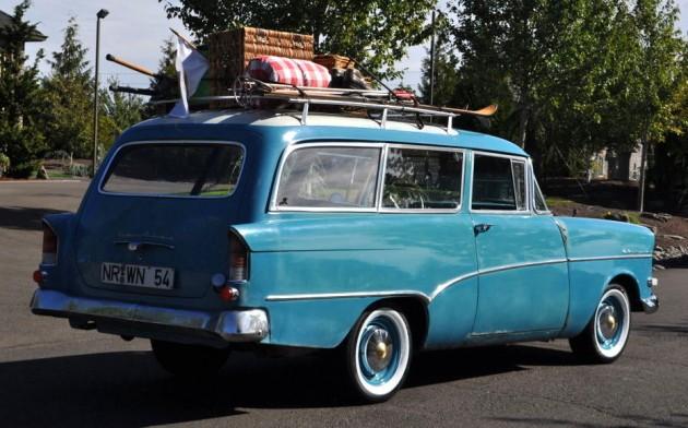 1959 Opel Olympia Rekord