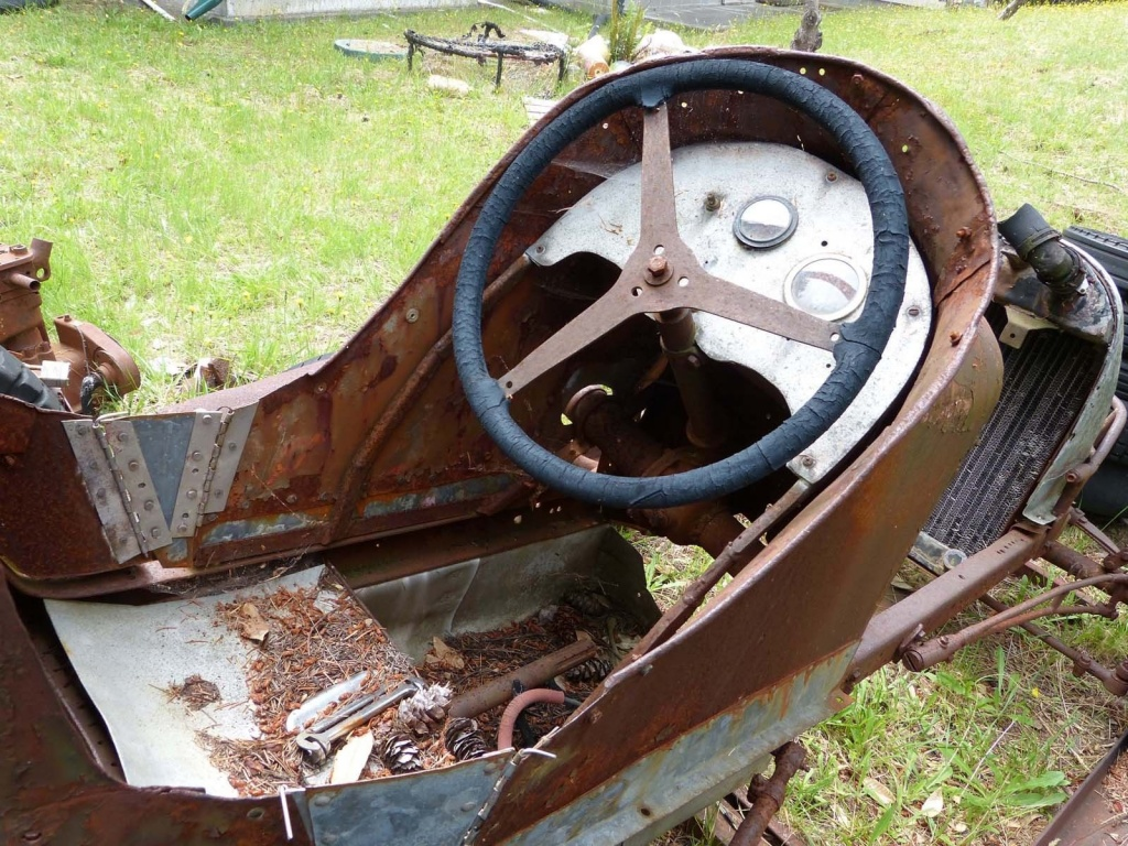 2015 Maserati Quattroporte >> Bean Bowl Racer: Vintage Midget Project