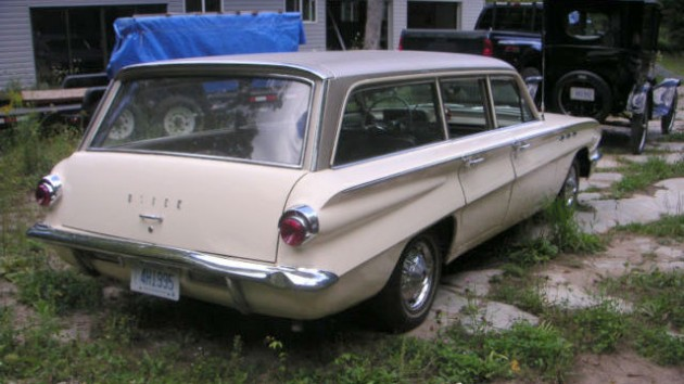 Buick Special 1961 1961 Buick Special Wagon