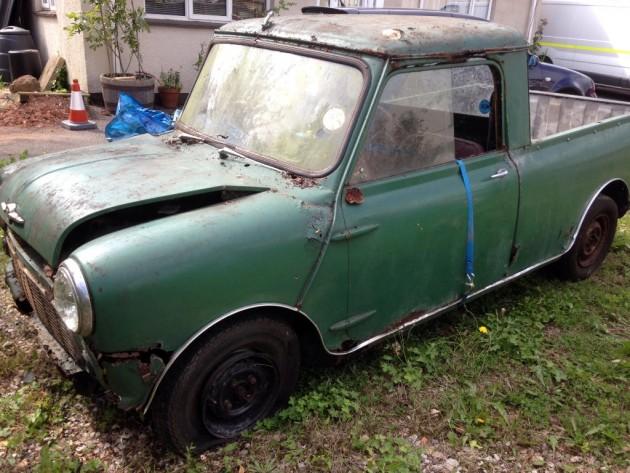 1962 Mini Pickup