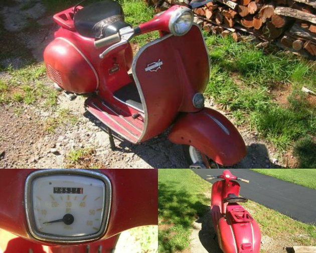 1964 Allstate Scooter