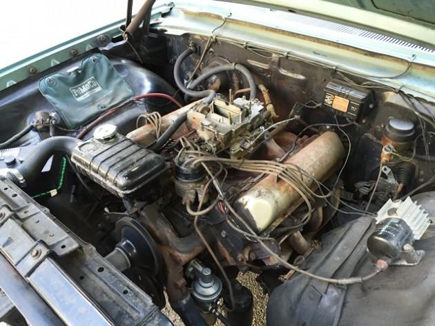 1964 Ford Galaxy Engine